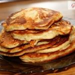Pancakes z jablkami / Pan...