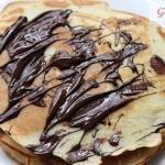 Nalesniki z czekolada