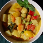 Curry warzywne...