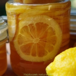 Cytryny w miodzie