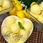 Domowe lody z mango |...