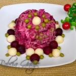 Salatka do Wedlin z Burac...