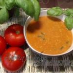 Zupa Pomidorowa z Soczewi...