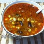 Zupa Meksykanska z Soja