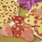 Ciasteczka Walentynkowe...