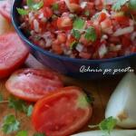 Salsa pomidorowa - PICO...