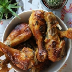 Udka kurczaka marynowane ...
