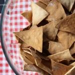 Domowe nachos - pieczone