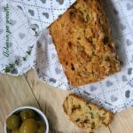Chlebek oliwkowy