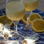 Pomarańczowy likier...