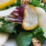 Salatka z gruszka