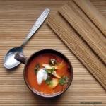 Zupa pomidorowa II
