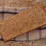 Bezglutenowy chleb bez...
