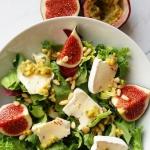 Salatka z figami i pikant...