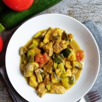 Gulasz curry