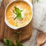 Zupa – krem z batatow, ...