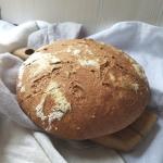 Chleb graham na zakwasie...