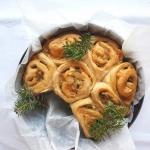Włoski chlebek...