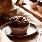Muffiny z malinami i...
