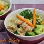 Smazony ryz z warzywami