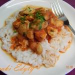 Dietetyczny kurczak curry...