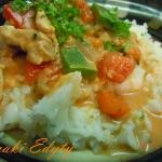 Schab z papryka w curry s...