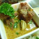 Kokosowe curry z...