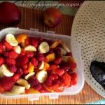 Sałatka owocowa WAKACJE