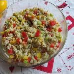 Sałatka z ryżem Wersja...