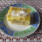 Gruszkowiec, Ciasto z...