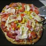 Pizza z patelni, bez...