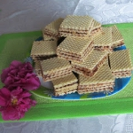 Wafle kakaowe, pischinger