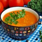 Pomysl na obiad: zupa pom...