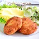 KOTLETY MIELONE Z INDYKA