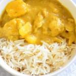 Curry z kurczaka i mango