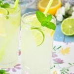 Lemoniada cytrynowa:...