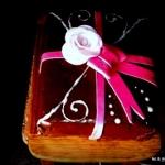 Tort kakaowy z musem...
