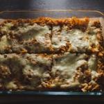 Wegetariańska lasagne z...