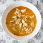 Idealna tajska zupa rybna