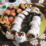 KUCHNIE ŚWIATA: sushi #2...