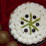 Tort kiwi
