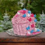 Tort Big Cupcake