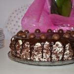 Tort pralinowy