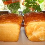 Klasyczny pszenny chlebek...