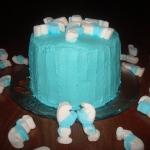 Tort teczowy (Rainbow Cak...