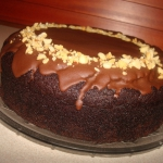 Wilgotne ciasto czekolado...