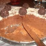 Ciasto mocno truflowe