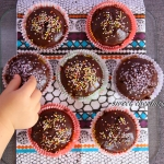 Muffinki z egzotycznym...