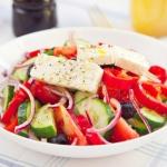 Salatka grecka taka jak w...