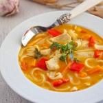 Tajska zupa z kurczakiem ...